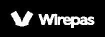 wirepas logo white png