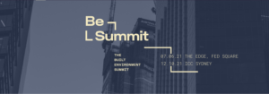 banner for Be Summit the built environment summit