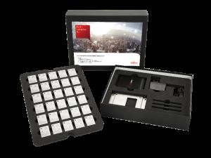 Fujitsu IoT mesh evaluation kit